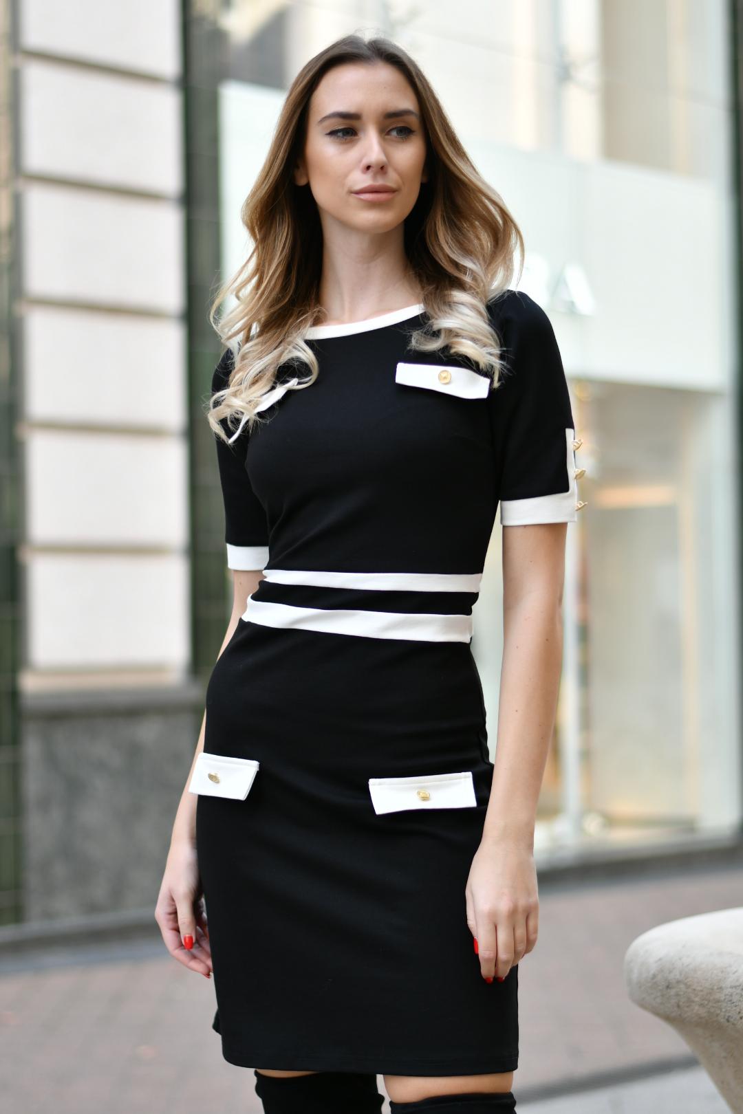 Dress Kelly black (1)