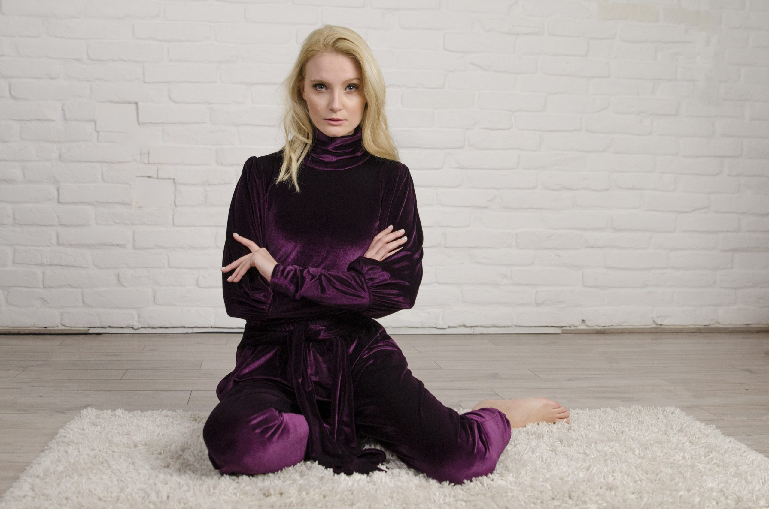 Set Lauren purple (9)
