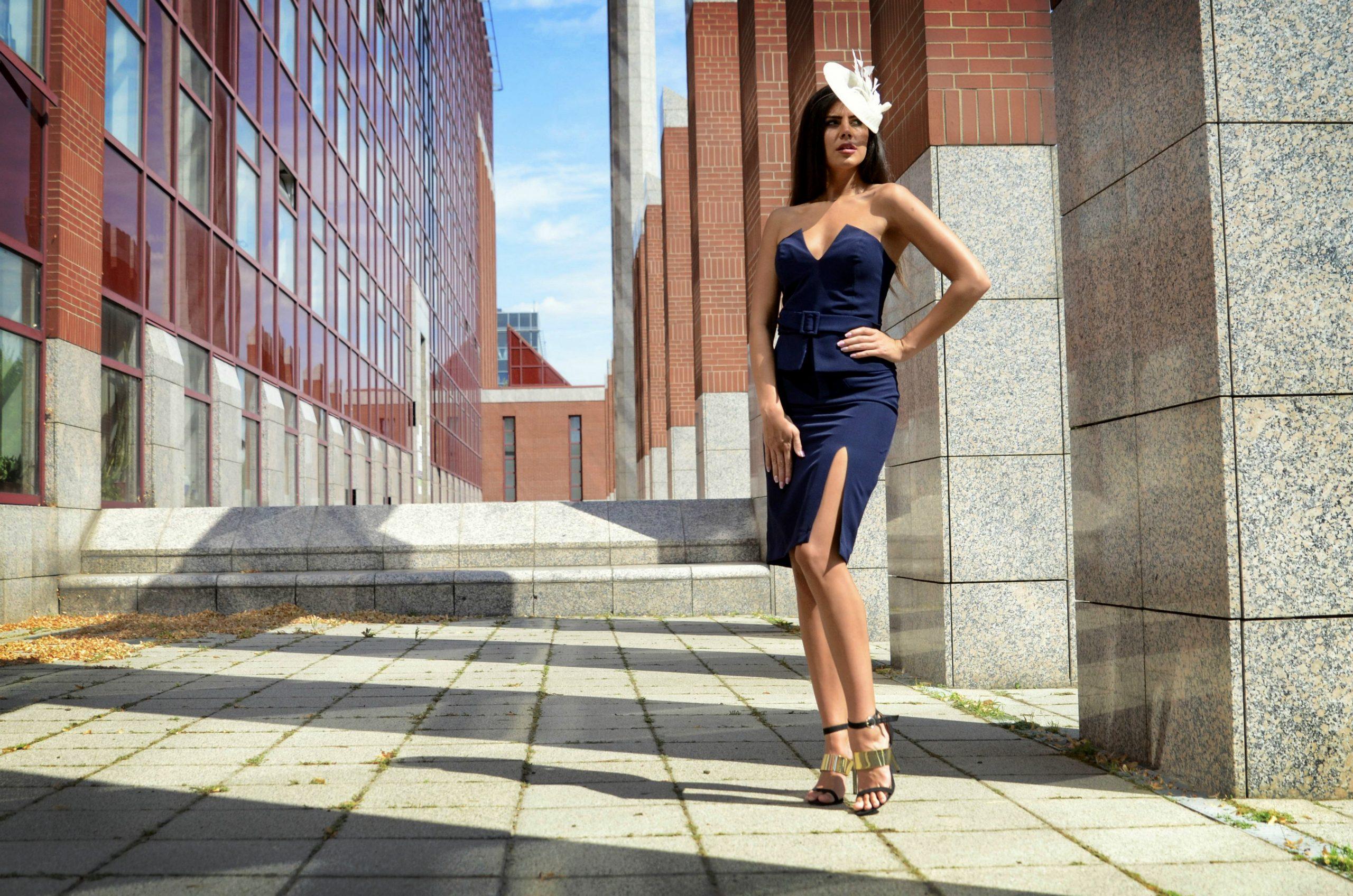 Top Rita Skirt Rita Navy (21)
