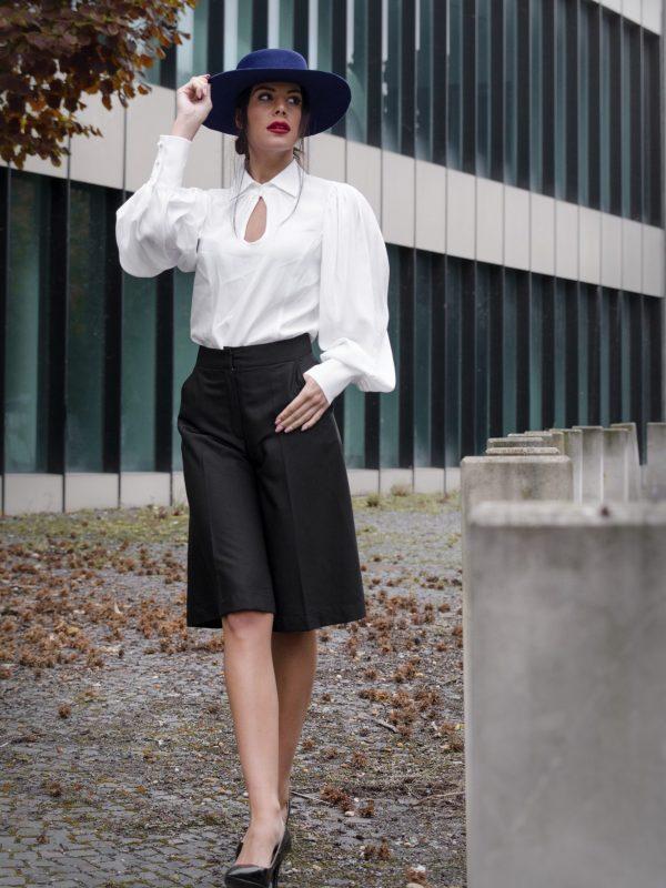 Blouse Hepburn Culottes Hepburn (3)