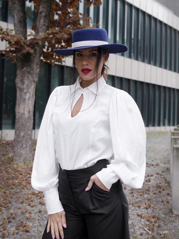 Blouse Hepburn Culottes Hepburn (5)