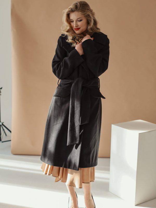 Coat Jess black (1)