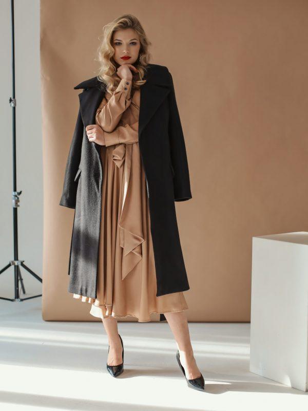 Coat Jess black (3)
