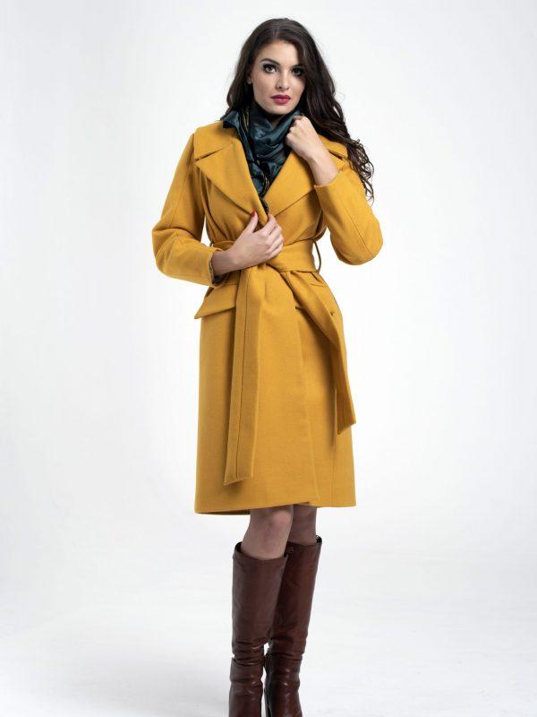 Coat Jess sárga (3)