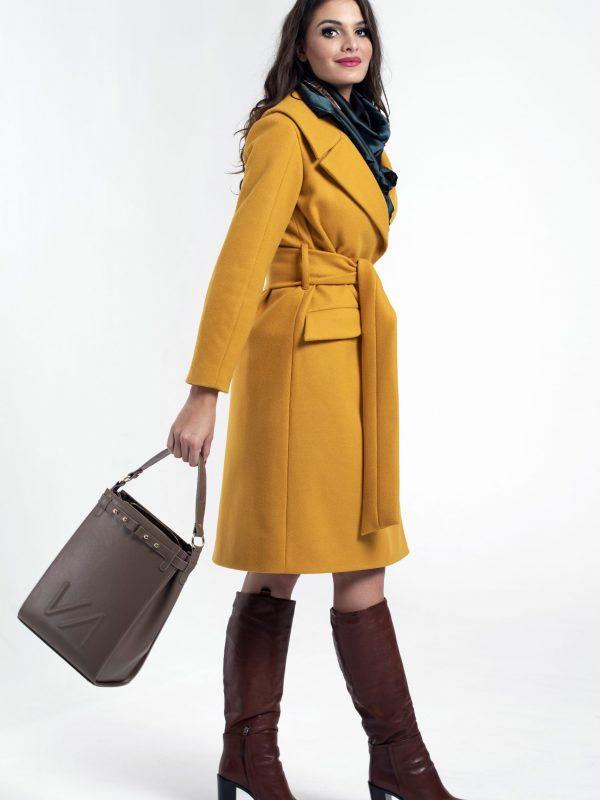 Coat Jess sárga (4)