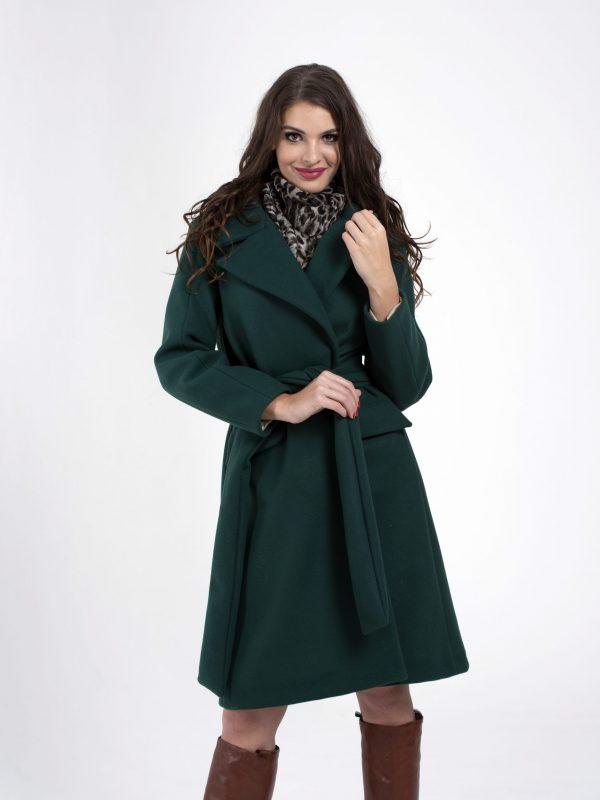 Coat Jess zöld (1)