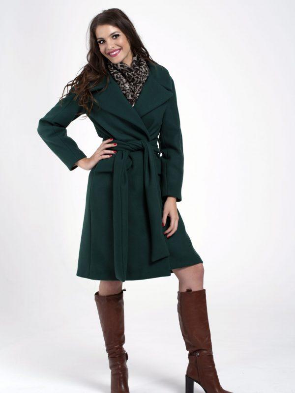 Coat Jess zöld (2)