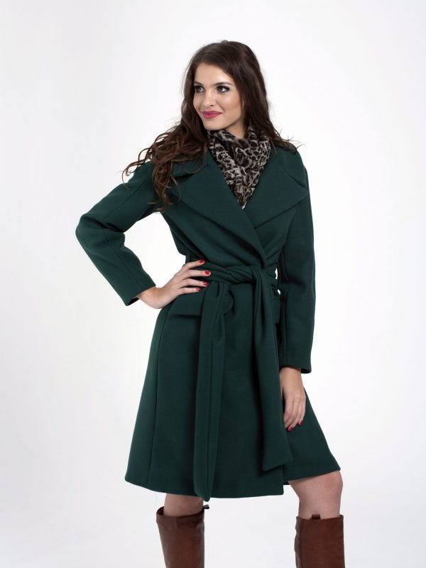 Coat Jess zöld (3)
