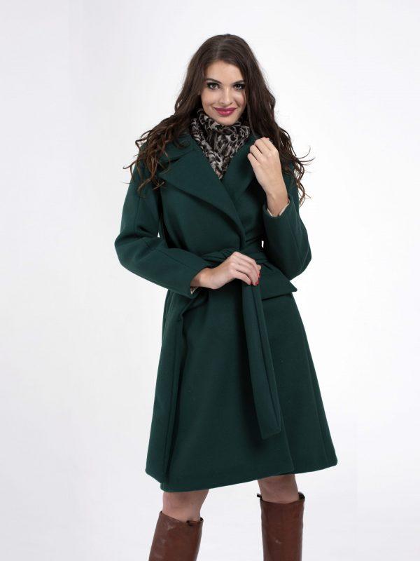 Coat Jess zöld (4)