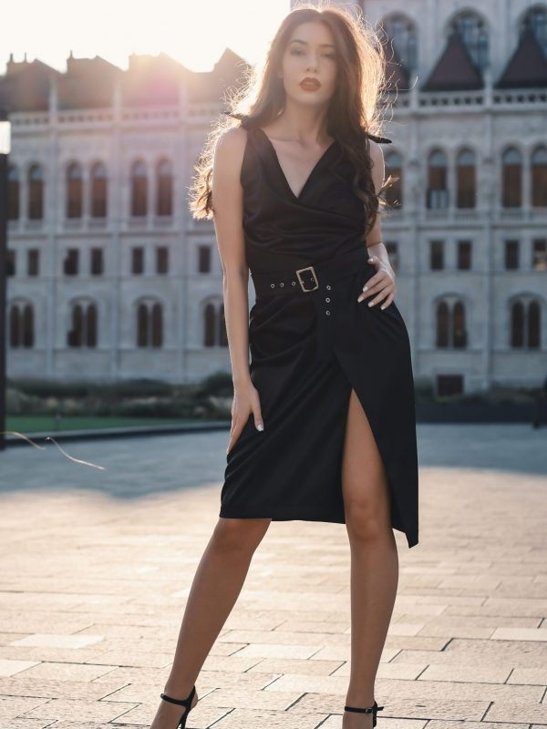 Dress Ava black (9)