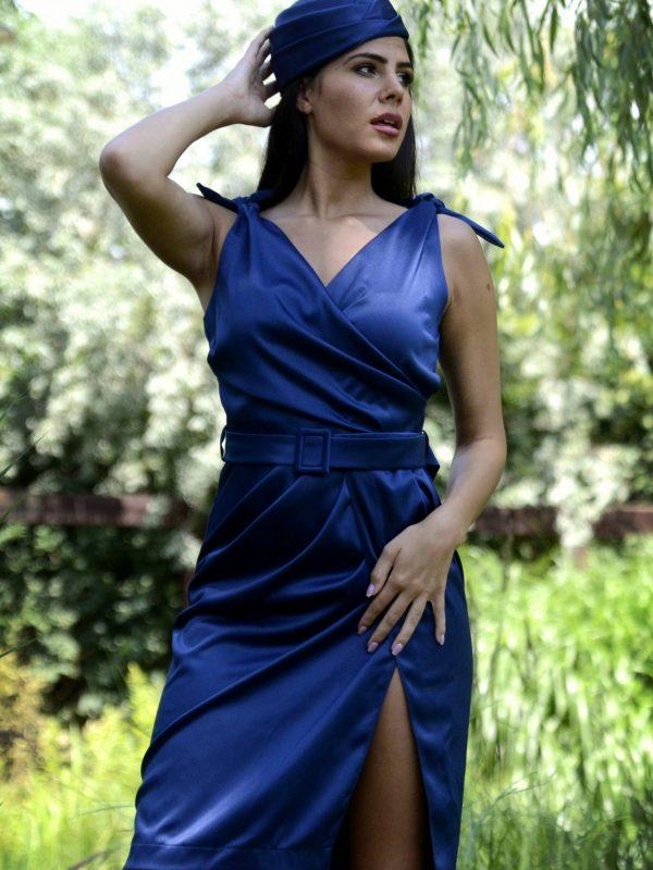 Dress Ava blue (1)