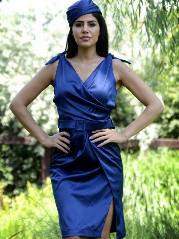 Dress Ava blue (4)