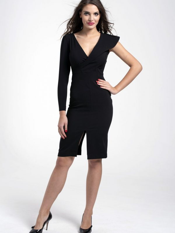 Dress Clara black (1)