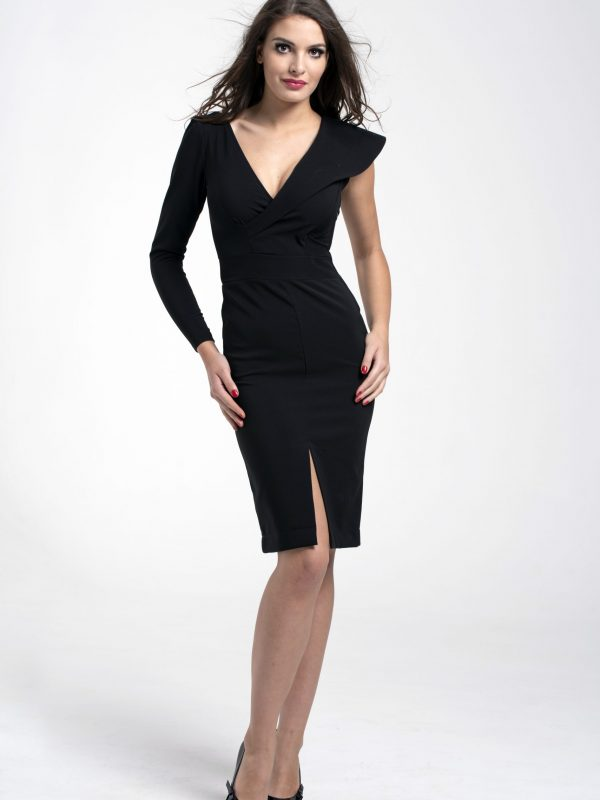 Dress Clara black (2)