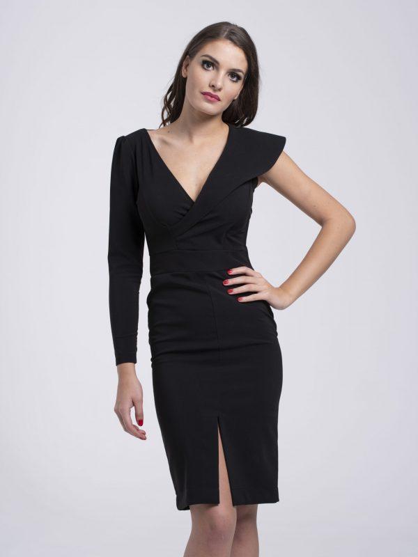 Dress Clara black (3)