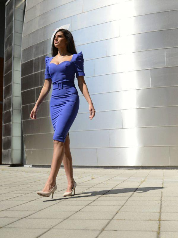 Dress Gene blue (13)