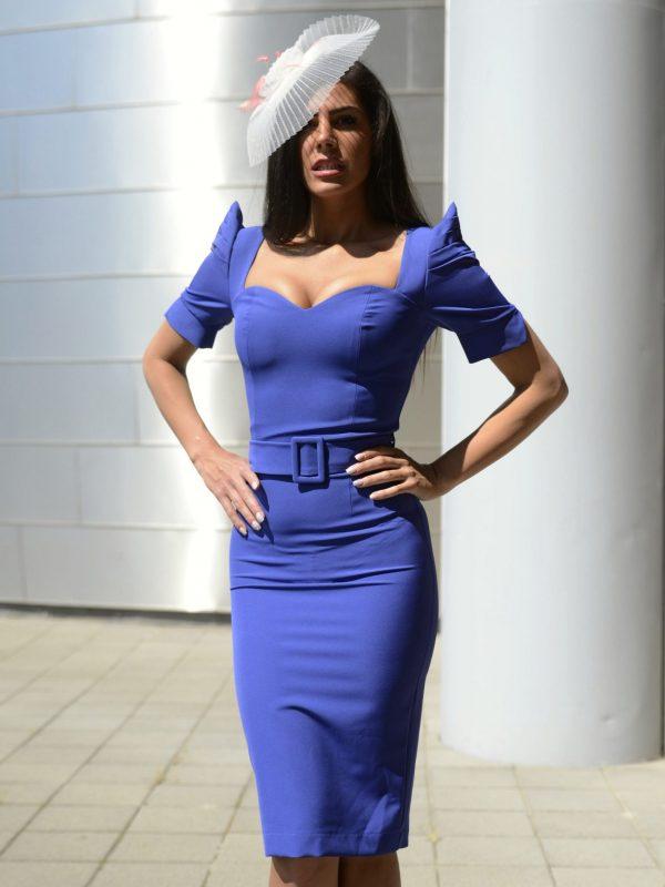 Dress Gene blue (19)