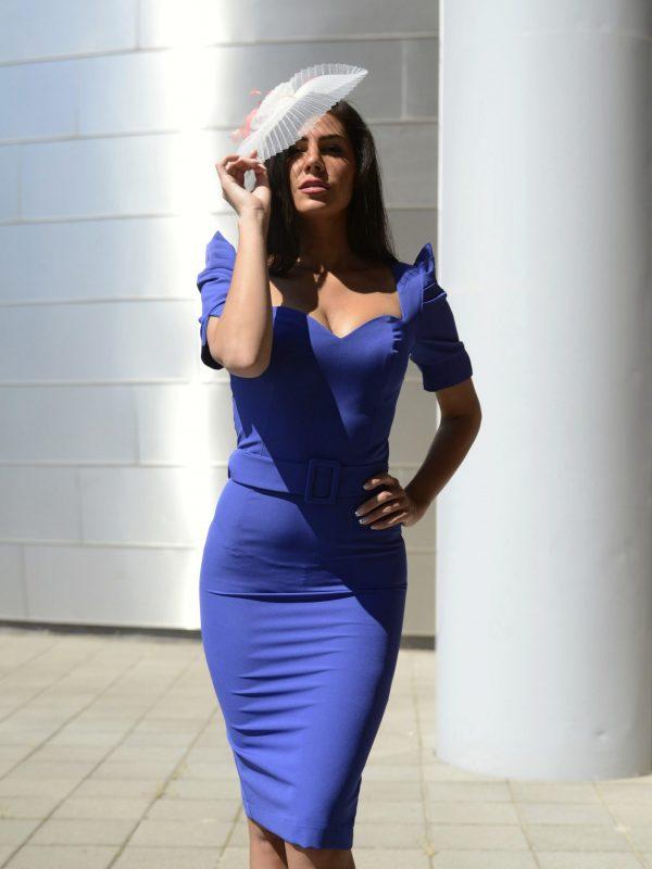 Dress Gene blue (21)