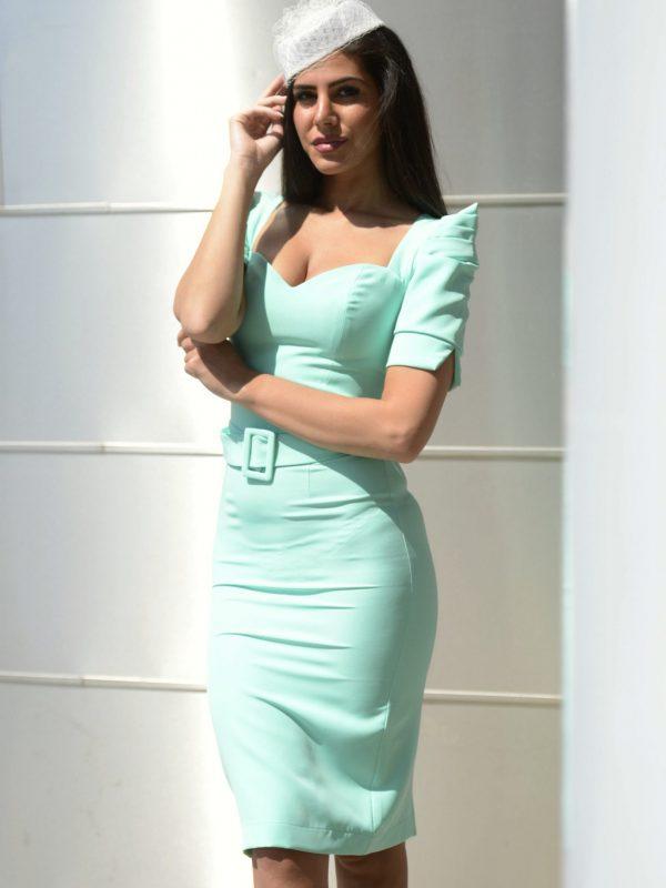Dress Gene menta (1)