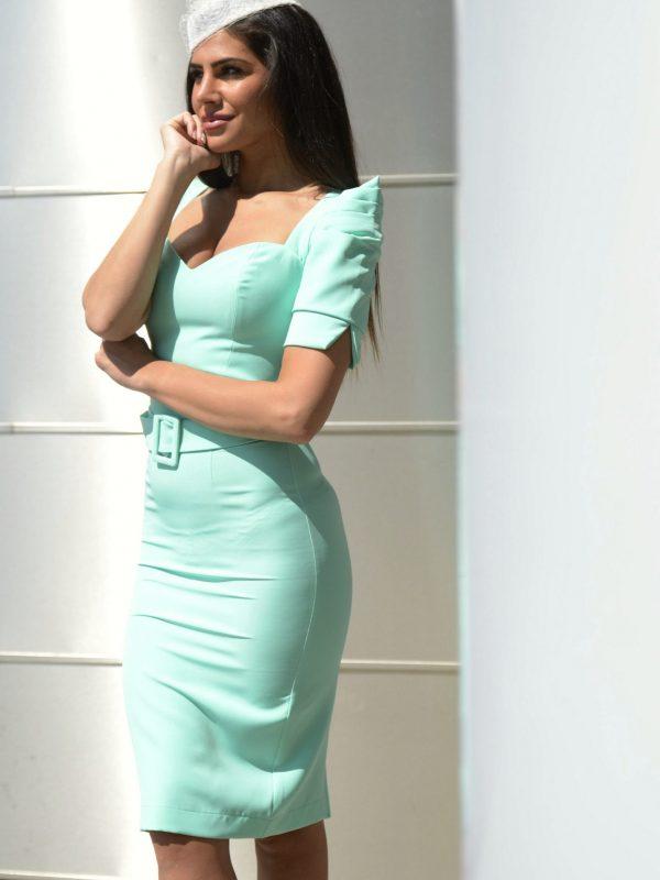 Dress Gene menta (26)