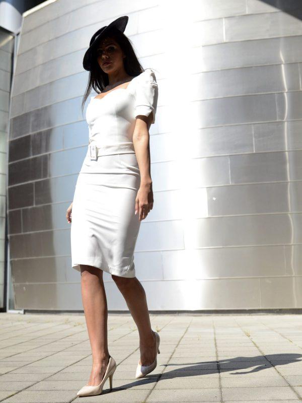 Dress Gene white (4)