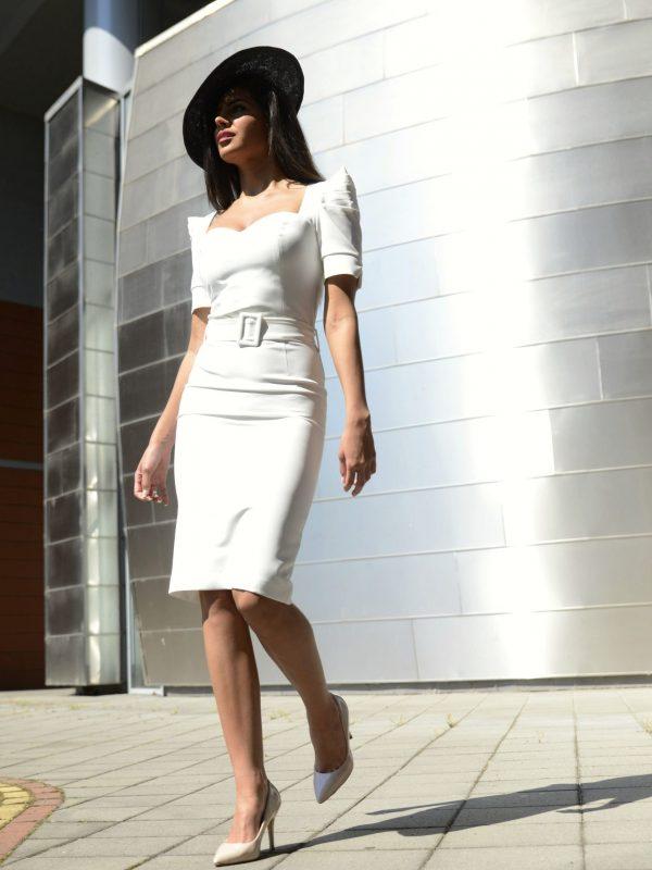 Dress Gene white (6)