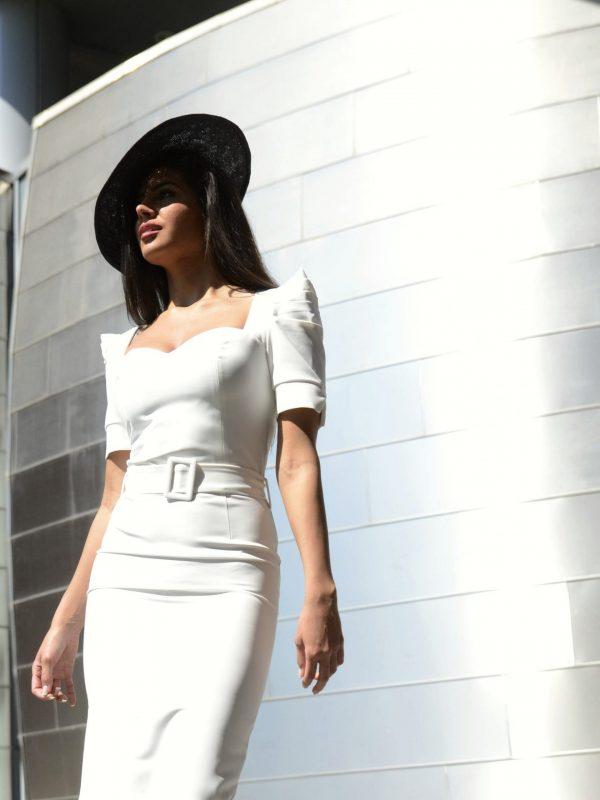 Dress Gene white (8)
