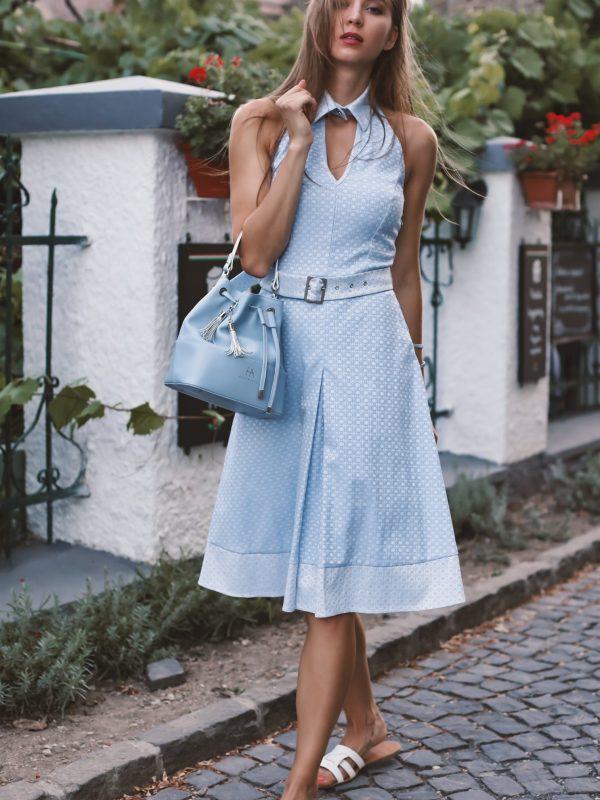 Dress Gerda blue (5)