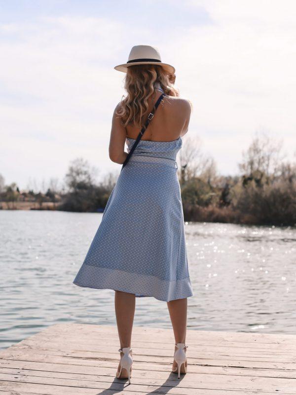 Dress Gerda jeans (1)