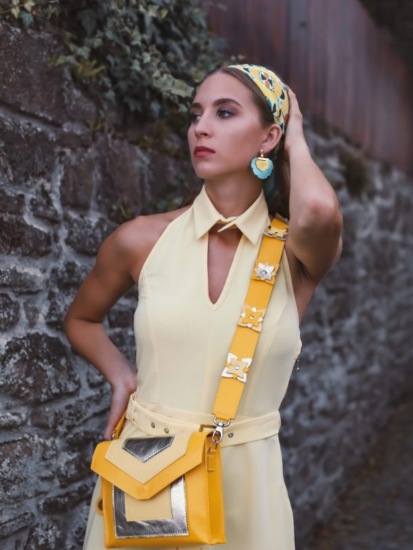 Dress Gerda yellow (4)