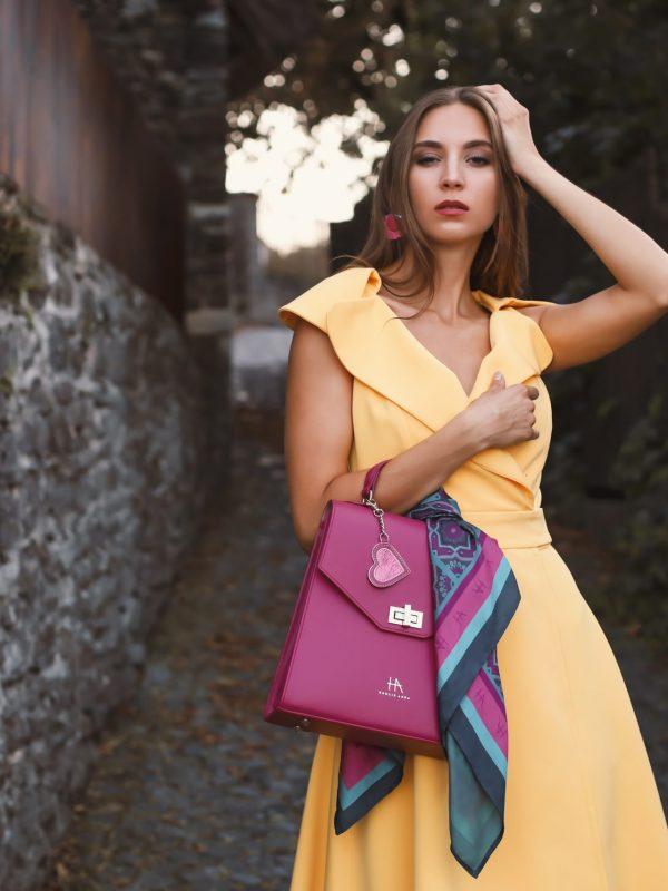 Dress Gloria Yellow (2)
