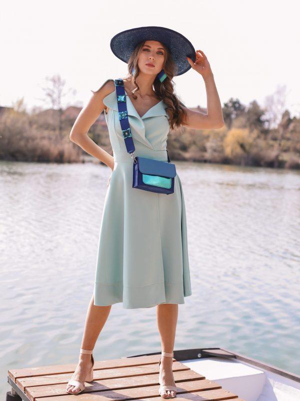 Dress Gloria mint (2)
