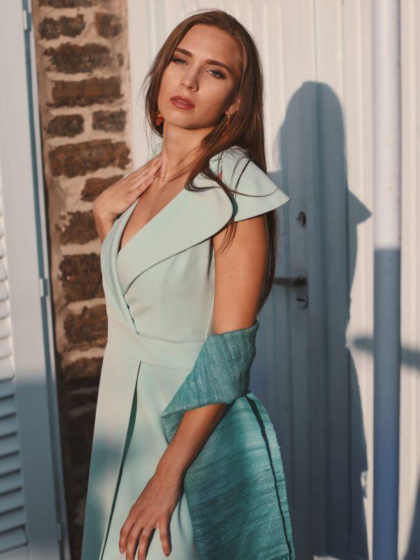 Dress Gloria mint (7)