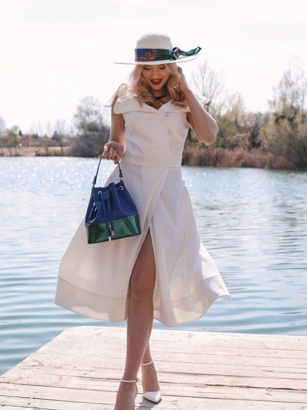 Dress Gloria white (10)