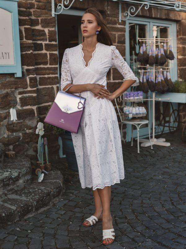 Dress Judith white (1)
