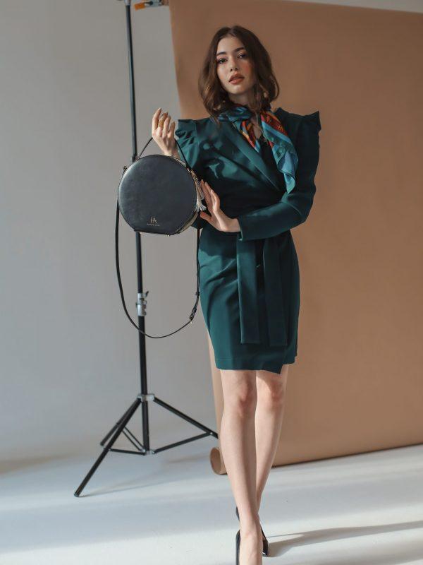 Dress Lana green (7)