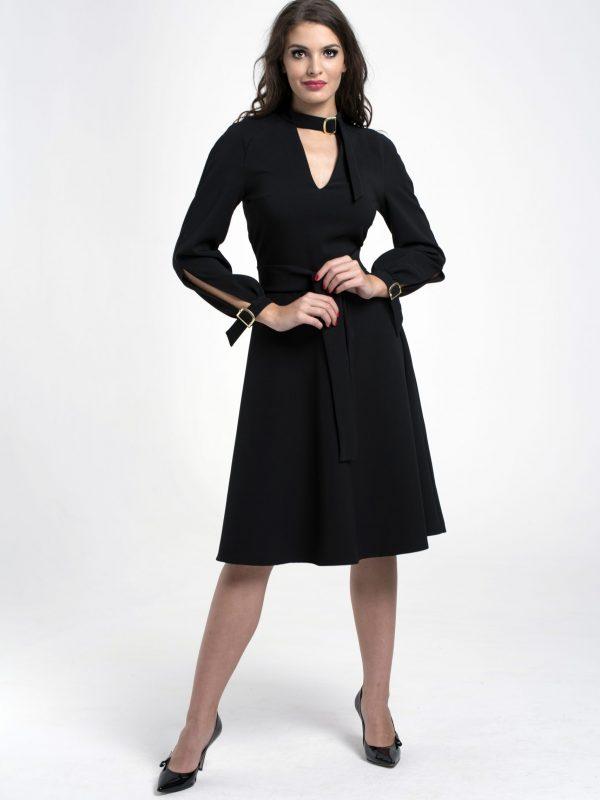 Dress Tekla black (2)