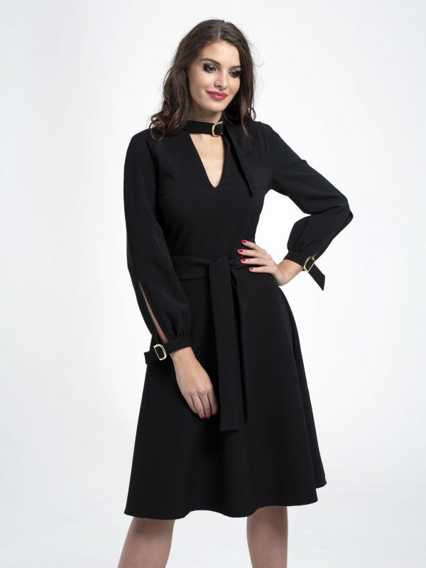 Dress Tekla black (3)