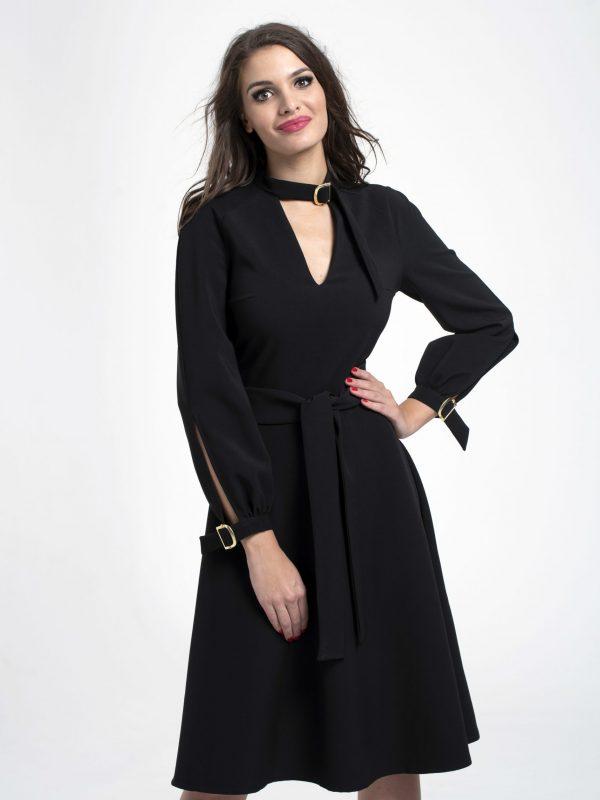 Dress Tekla black (4)