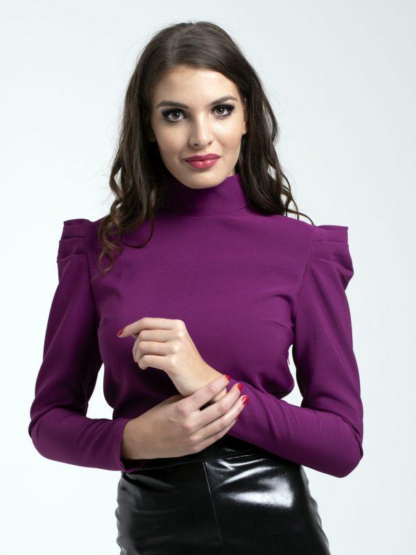 Garbo Tina fuxia skirt Clara (4)