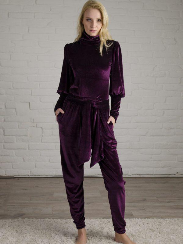 Set Lauren purple (1)