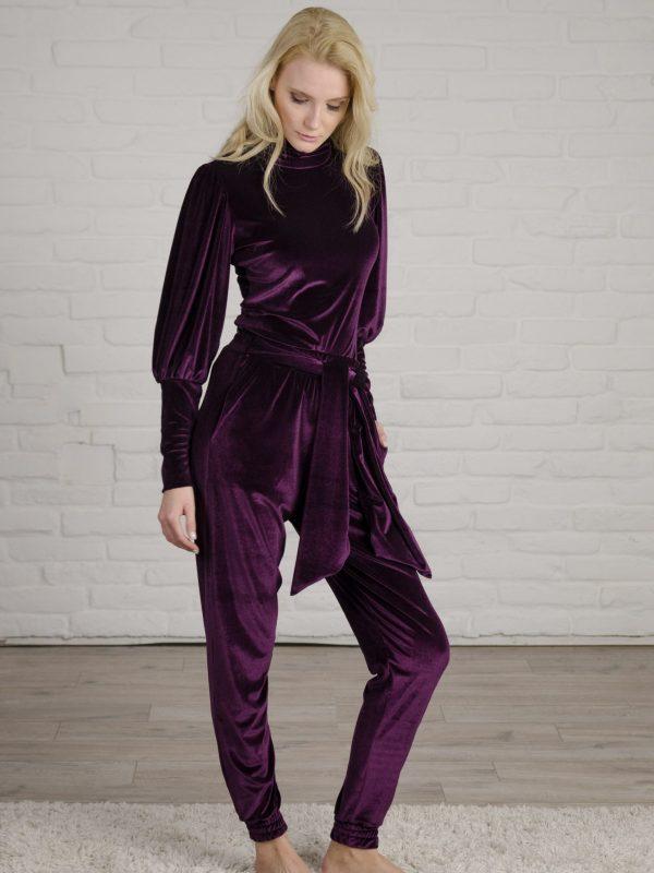 Set Lauren purple (5)