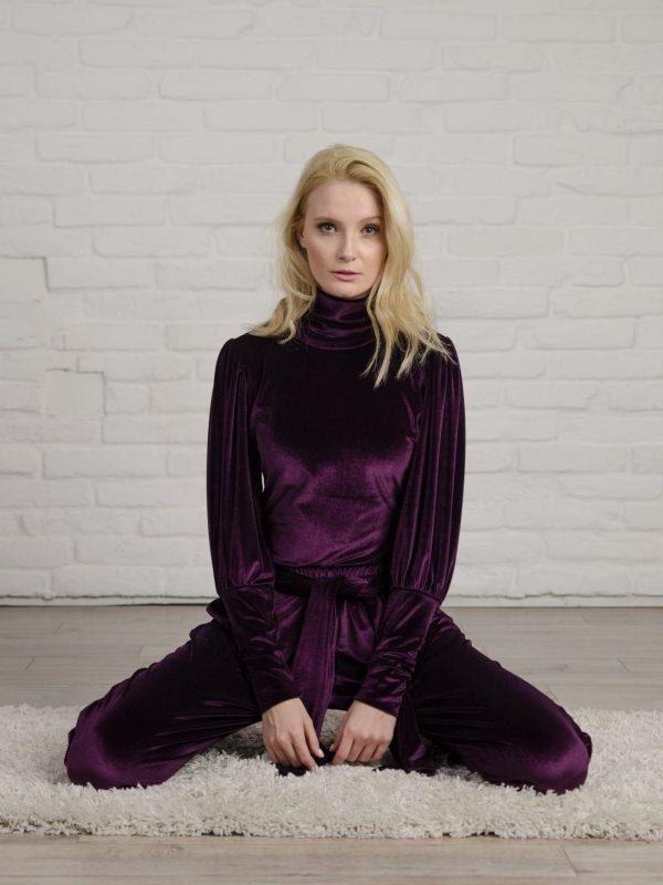Set Lauren purple (7)
