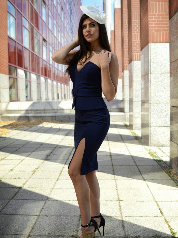 Top Rita Skirt Rita Navy (28)