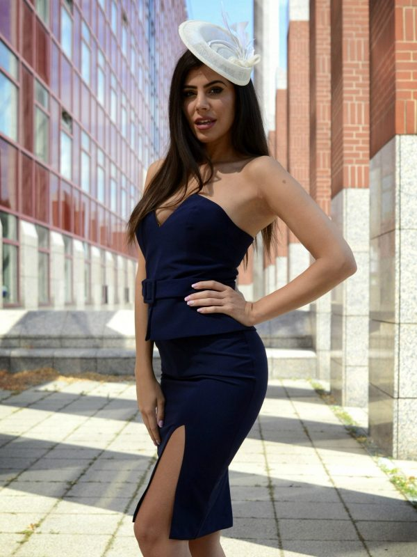 Top Rita Skirt Rita Navy (31)