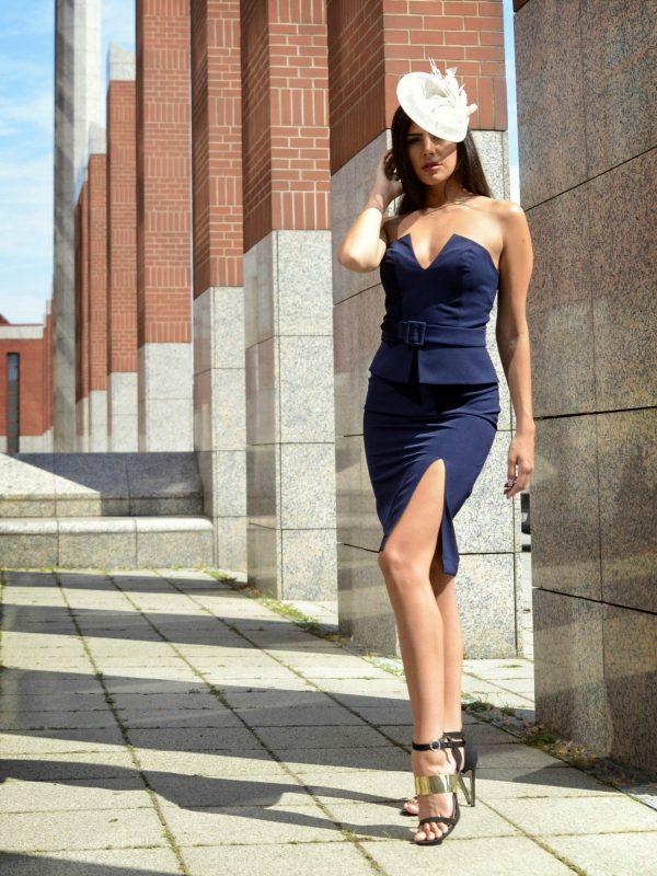 Top Rita Skirt Rita Navy (9)